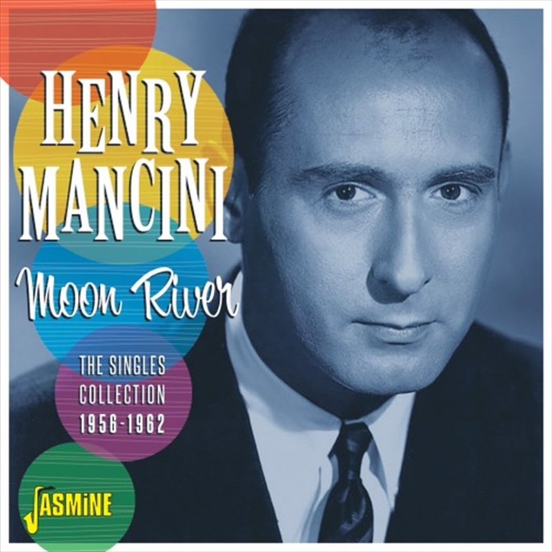 Moon River - The Singles Collection 1956-1962 | CD