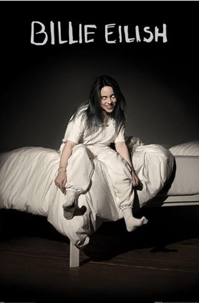 Billie Eilish - When We All Fall Asleep   Merchandise