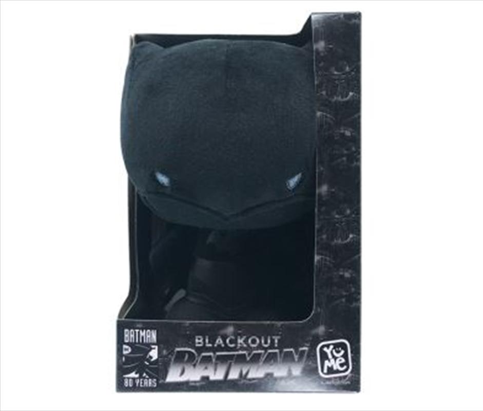 DZNR Blackout Batman Large | Toy