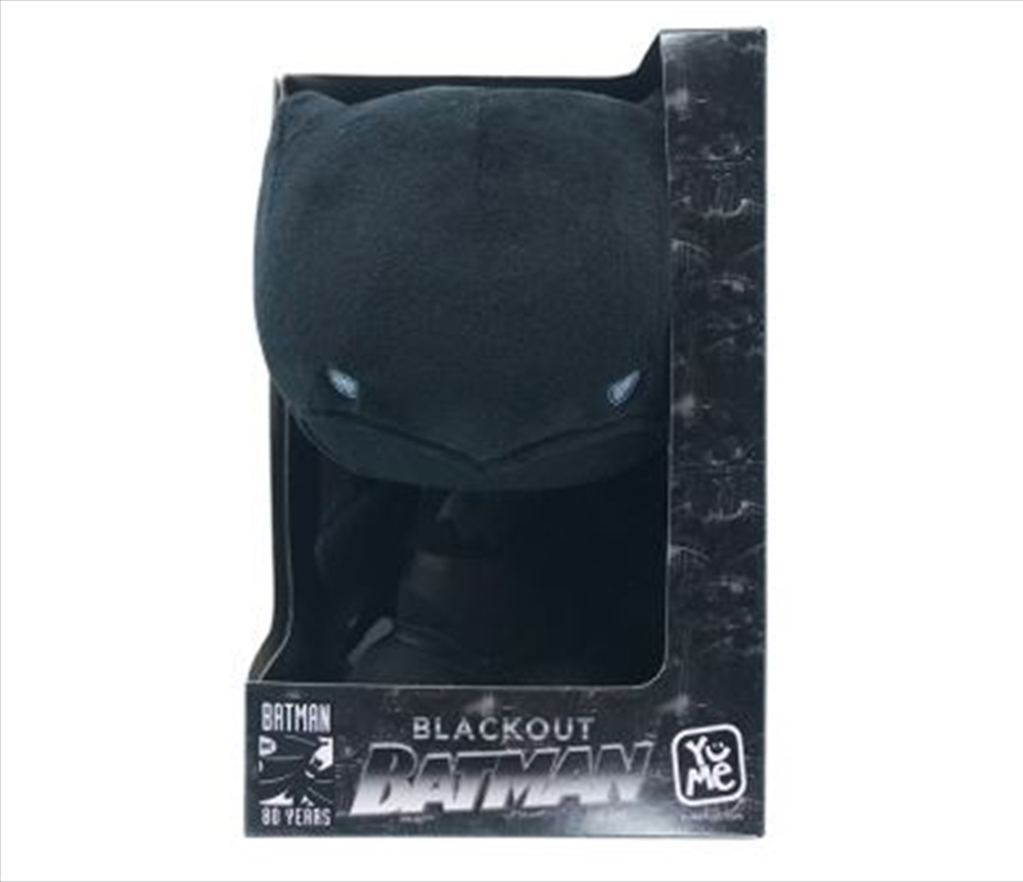 DZNR Blackout Batman Small | Toy