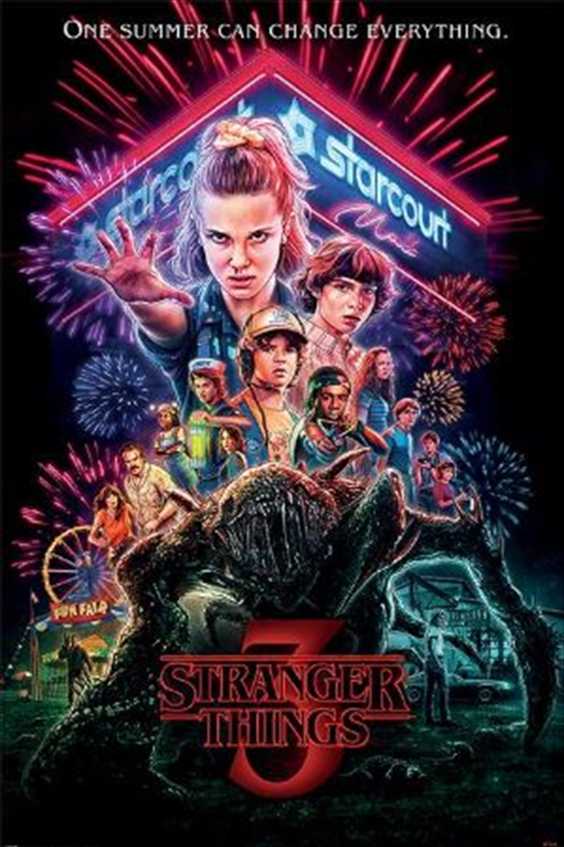 Stranger Things - Summer Of 85 | Merchandise