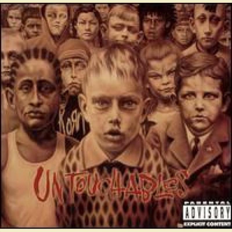 Untouchables | CD