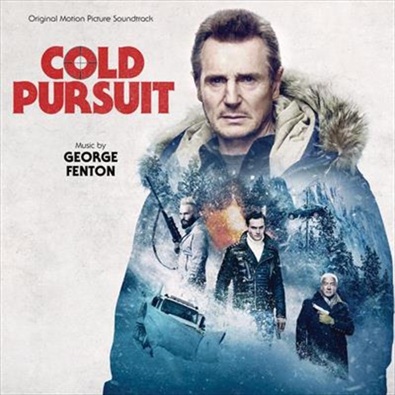 Cold Pursuit   CD