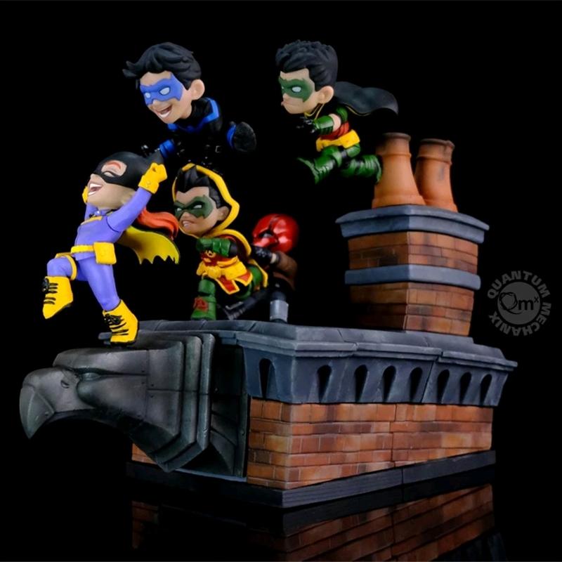 Batman - Gotham Rooftop Q-Master | Merchandise