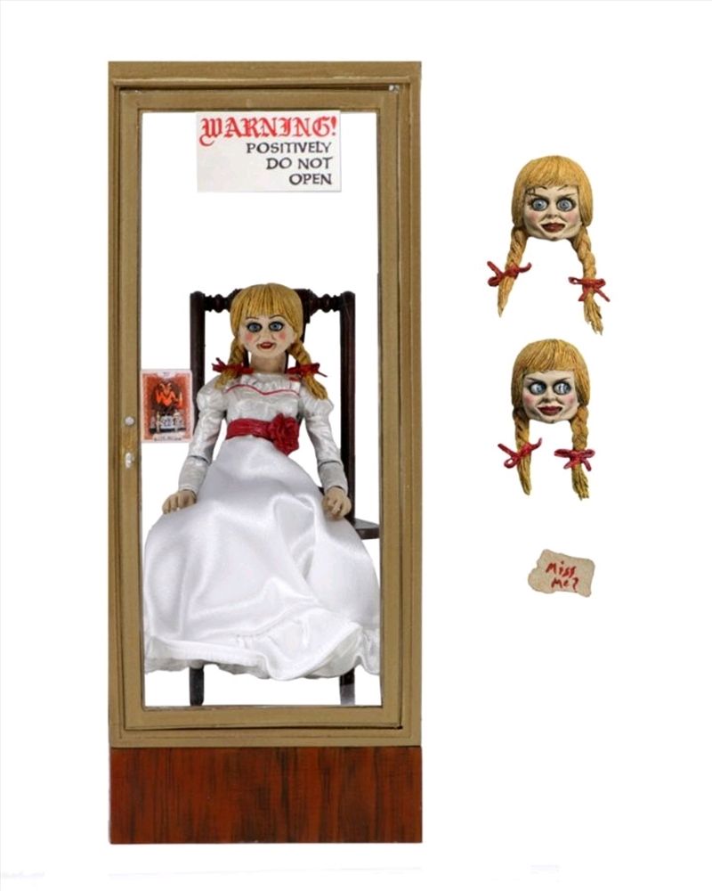 "The Conjuring - Annabelle (3) Ultimate 7"" Action Figure 