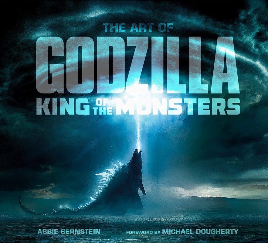 Art Of Godzilla King Of The Monsters | Hardback Book