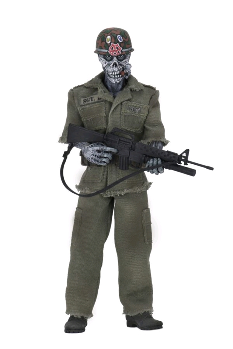 """Stormtroopers of Death - Sgt D 8"""" Clothed Figure   Merchandise"""
