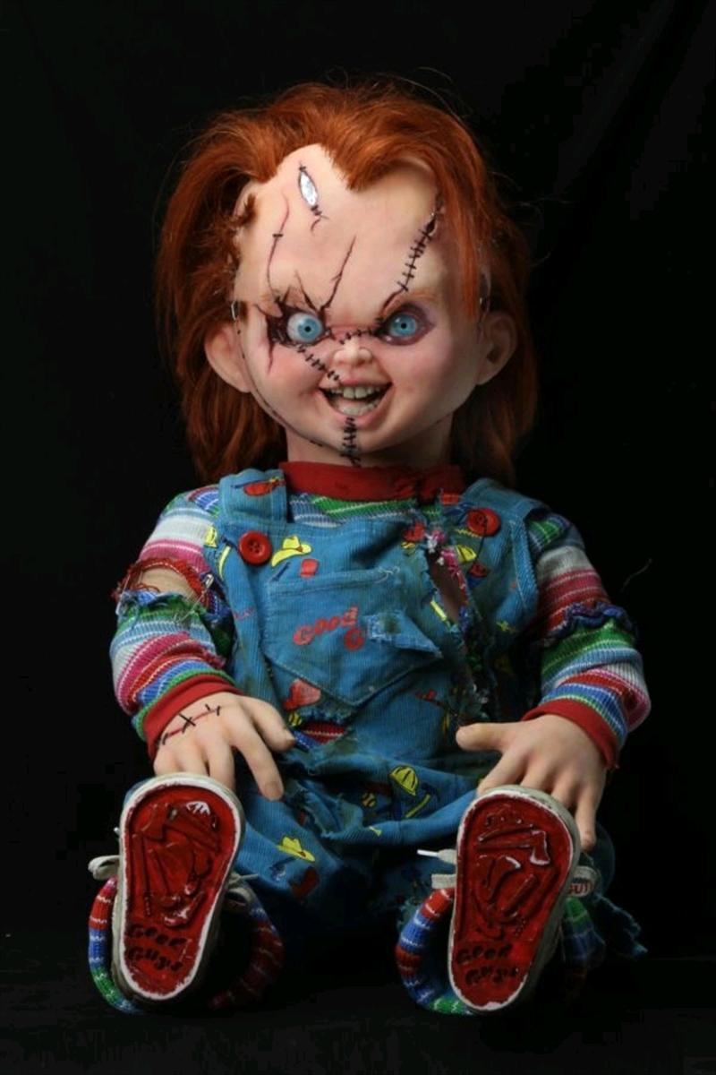 Child's Play 4: Bride of Chucky - Chucky 1:1 Replica   Collectable