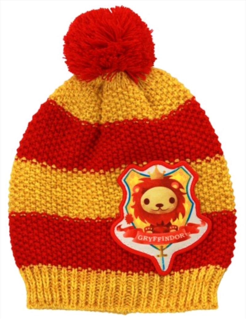 Harry Potter - Gryffindor Toddler Knit Beanie | Apparel