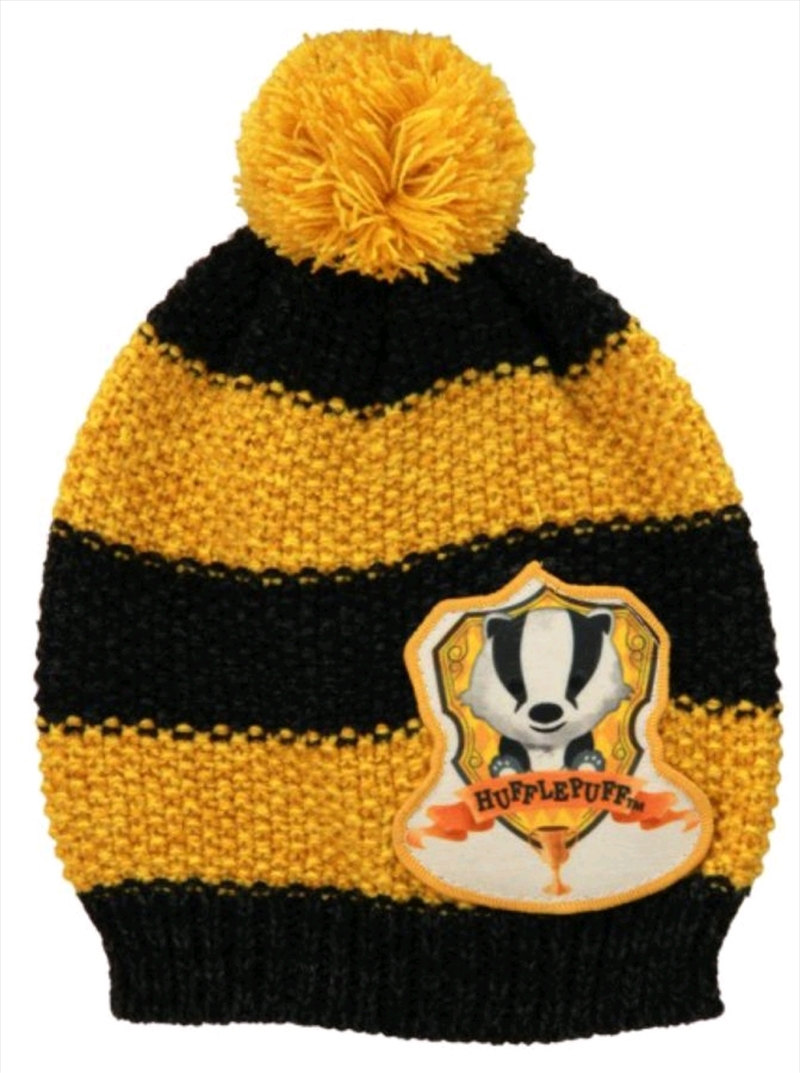 Harry Potter - Hufflepuff Toddler Knit Beanie | Apparel