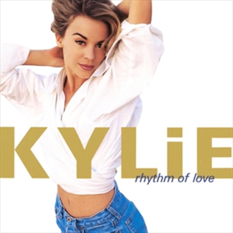 Rhythm Of Love   CD