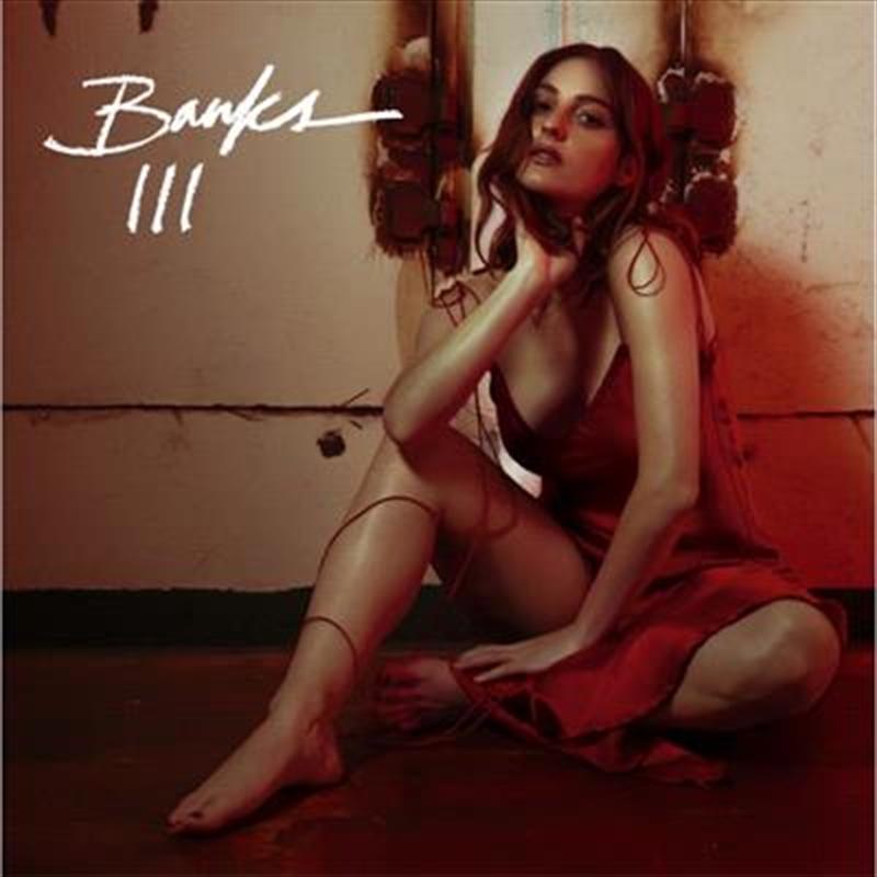 III  (SIGNED COPY)   Vinyl