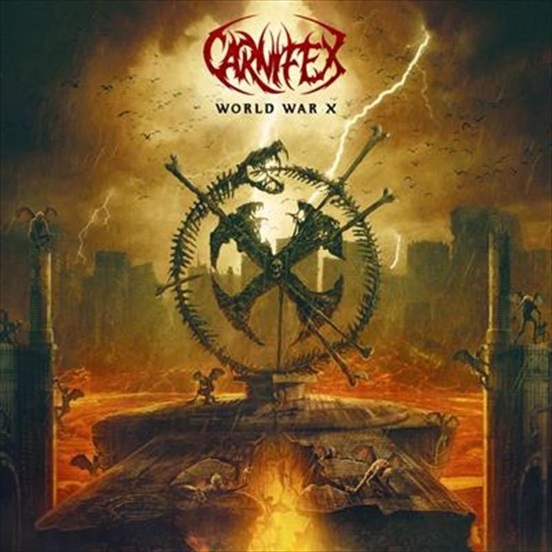 World War X | CD