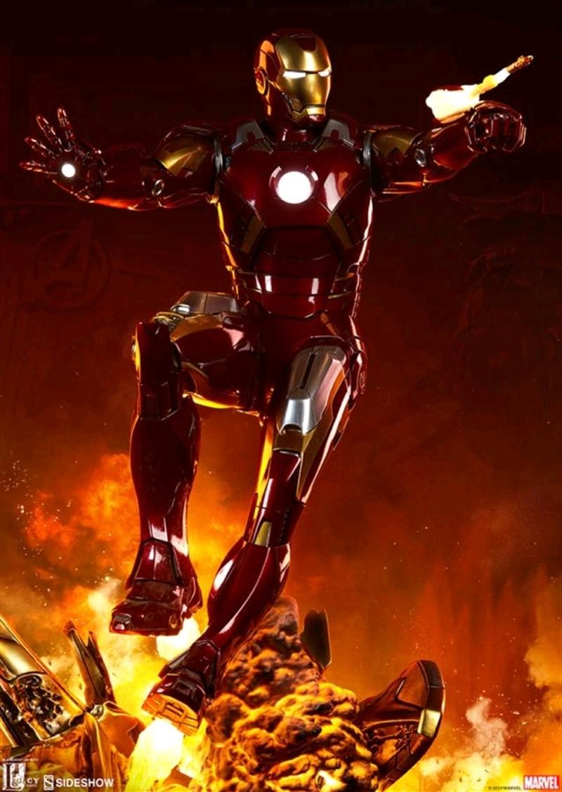 Avengers - Iron Man Mark VII Maquette   Merchandise