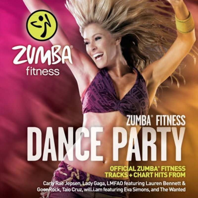 Zumba Fitness Dance Party | CD