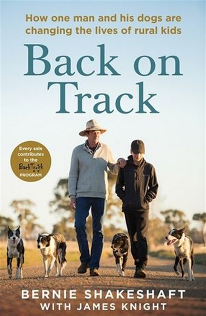 Back on Track | Paperback Book