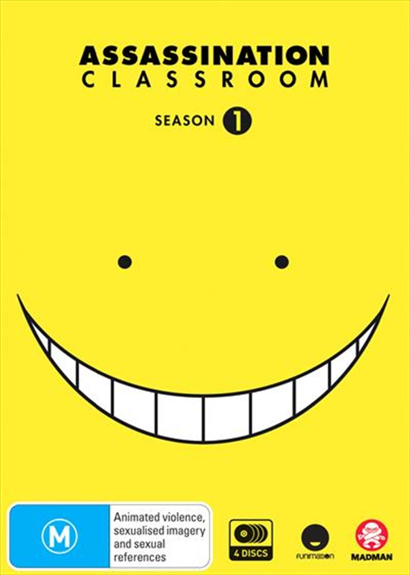 Assassination Classroom - Season 1 | DVD