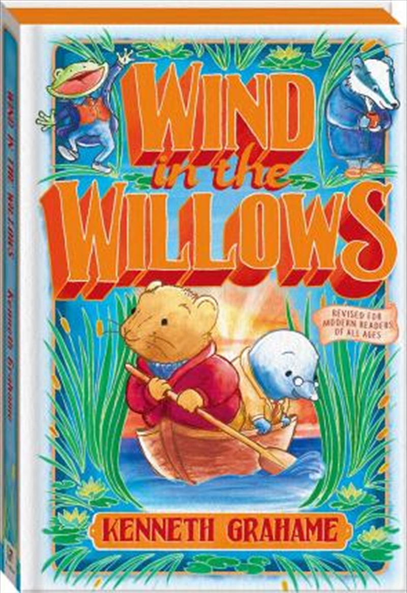 Wind In The Willows | Hardback Book