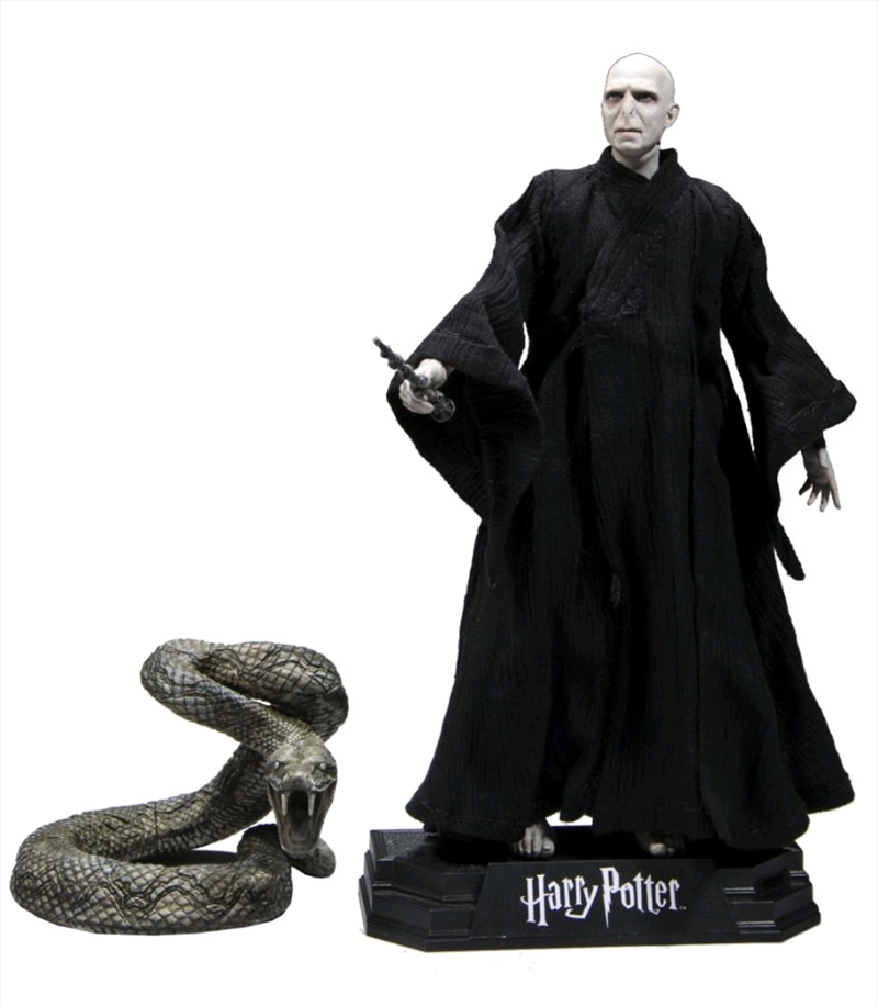 Harry Potter - Voldemort with Nagini Action Figure | Merchandise