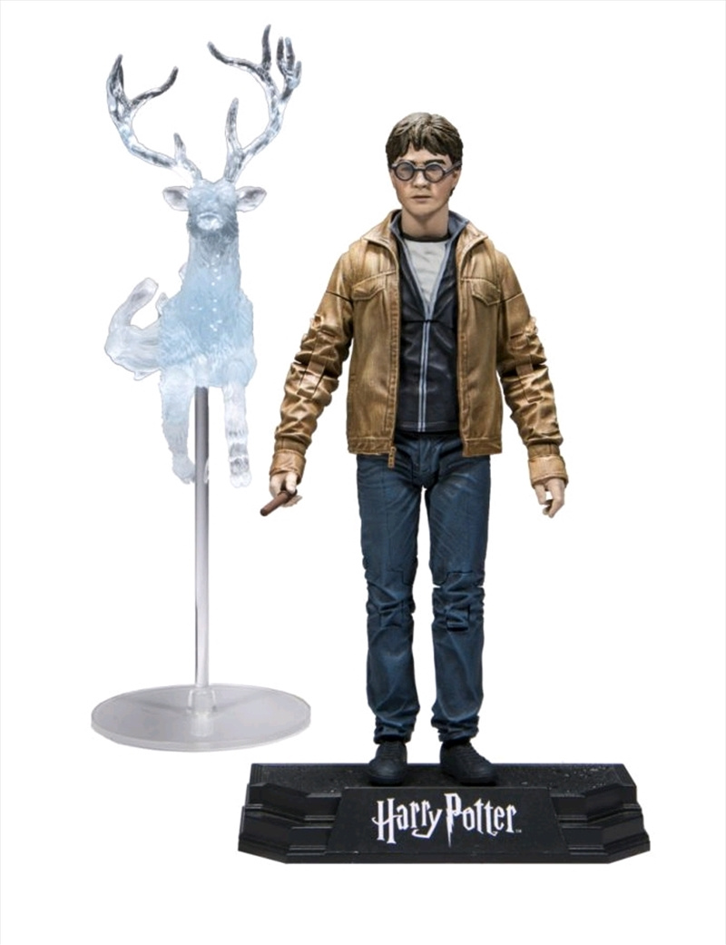 Harry Potter - Harry with Patronus Figure | Merchandise