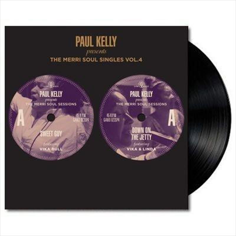 Merri Soul Sessions - Vol. 4 | Vinyl