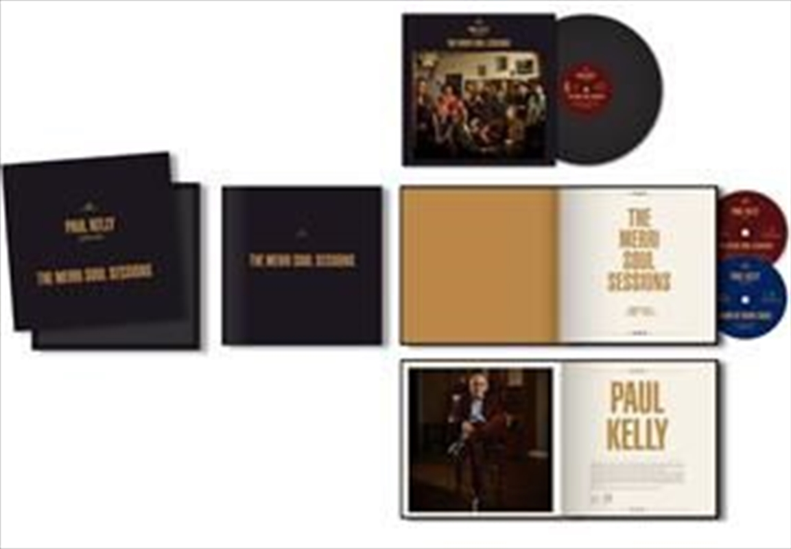 Merri Soul Sessions - Limited Edition | CD/DVD