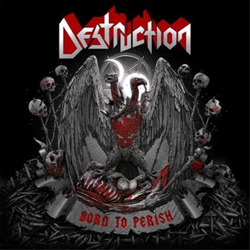 Born To Perish | CD