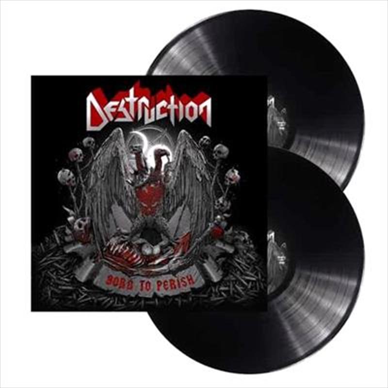 Born To Perish | Vinyl