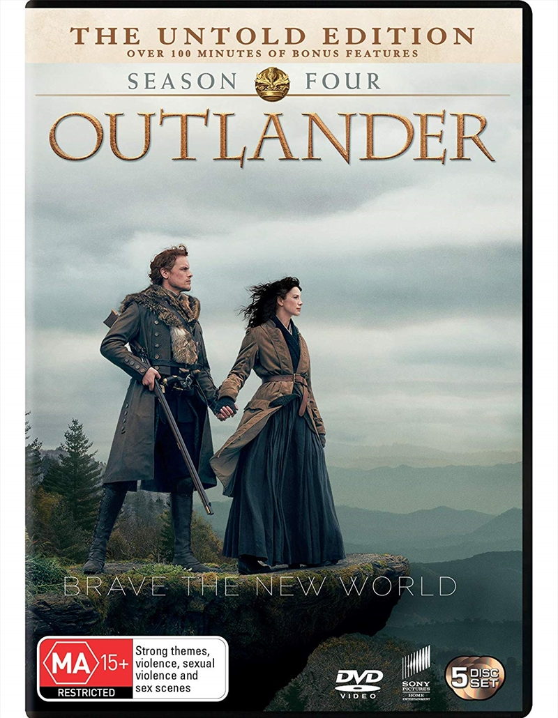 Outlander - Season 4 | DVD