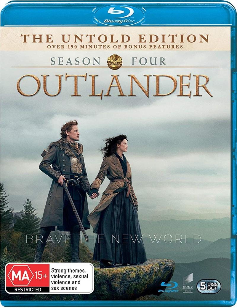 Outlander - Season 4 | Blu-ray