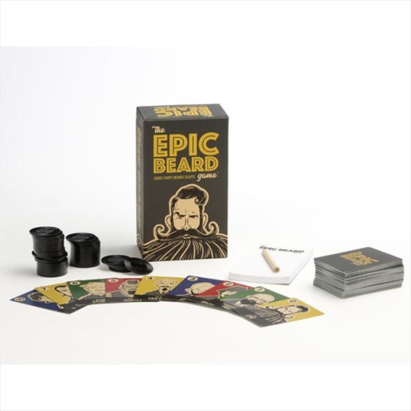Buy Epic Beard Game: Epic Beard, Card Game | Sanity
