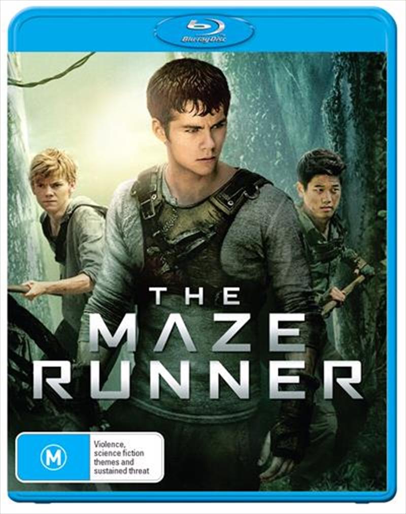 Maze Runner, The | Blu-ray