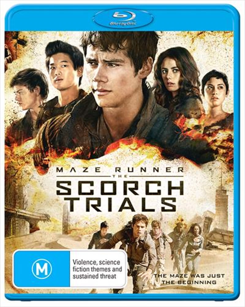 Maze Runner - The Scorch Trials | Blu-ray