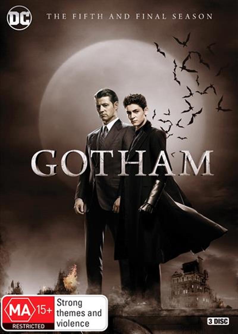 Gotham - Season 5 | DVD