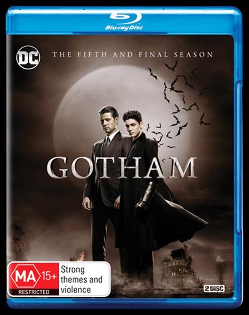 Gotham - Season 5 | Blu-ray