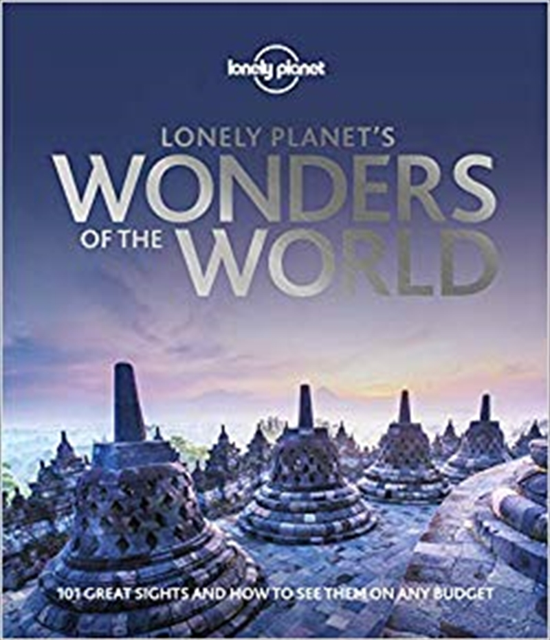 Lonely Planet - Wonders Of The World | Hardback Book