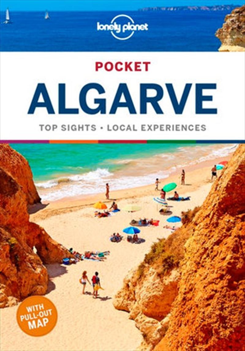 Lonely Planet Pocket Algarve Travel Guide | Paperback Book