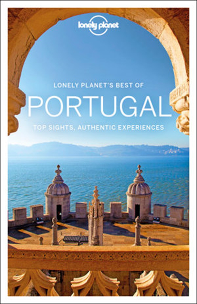 Lonely Planet Best of Portugal Travel Guide | Paperback Book