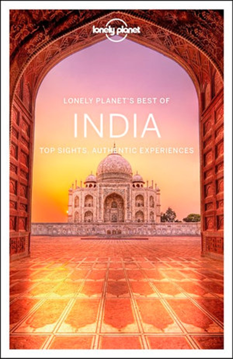 Lonely Planet Best of India Travel Guide | Paperback Book