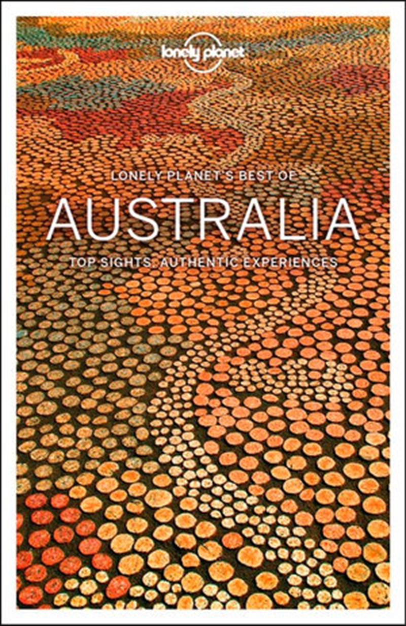 Lonely Planet Best of Australia Travel Guide | Paperback Book
