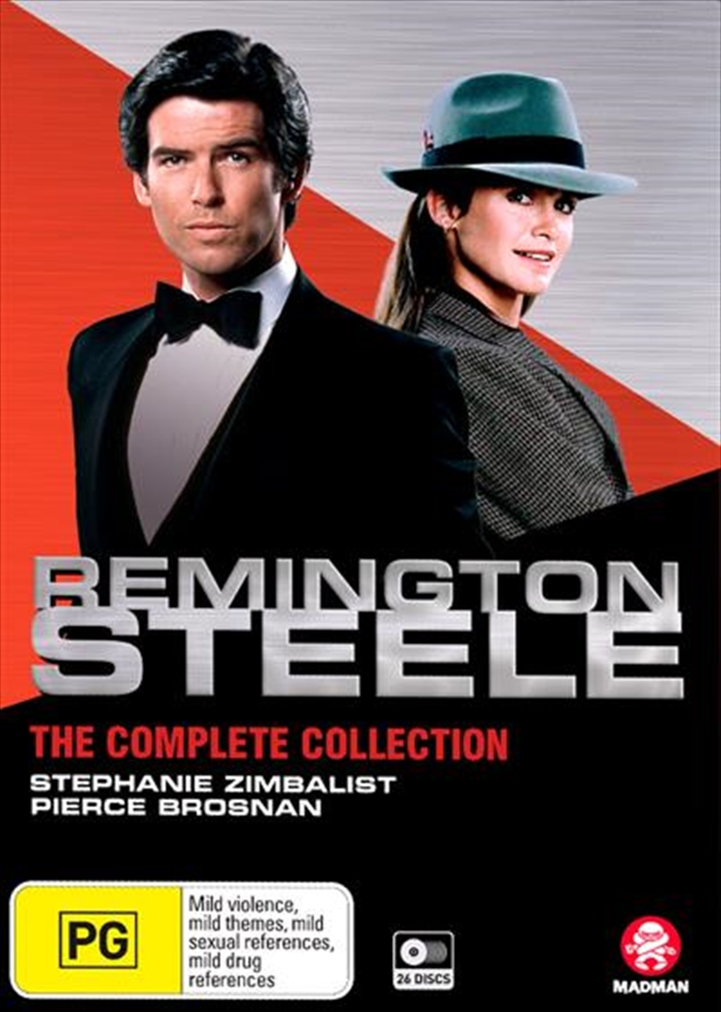 Remington Steele | Complete Collection | DVD
