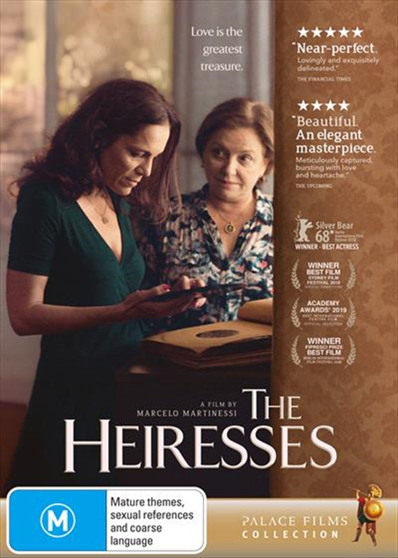 Heiresses, The | DVD