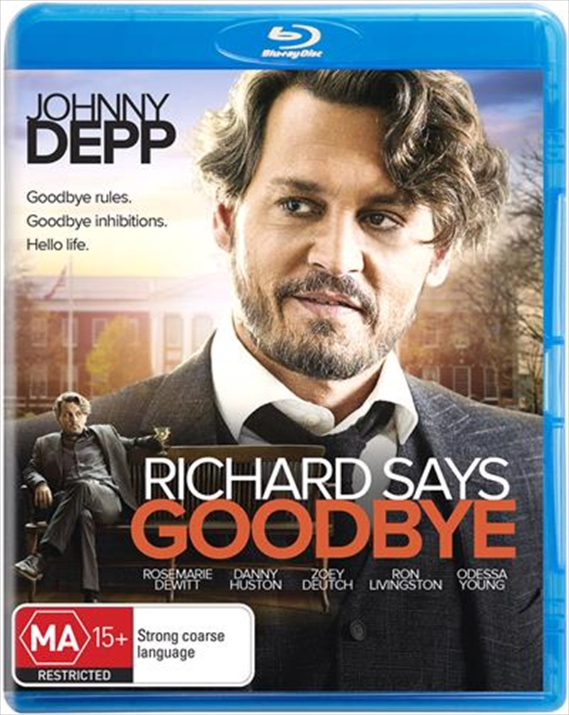Richard Says Goodbye | Blu-ray