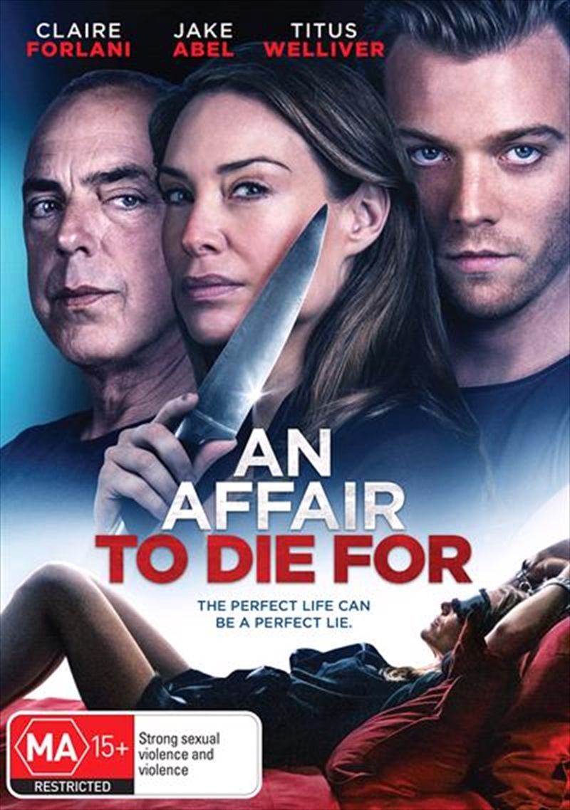 An Affair To Die For | DVD