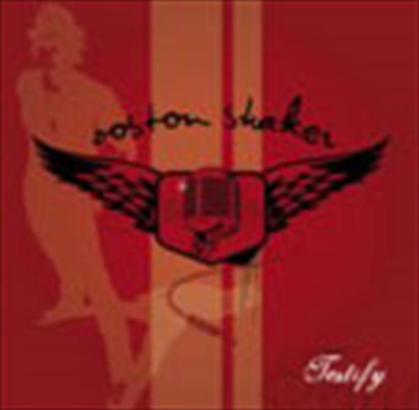 Testify | CD Singles