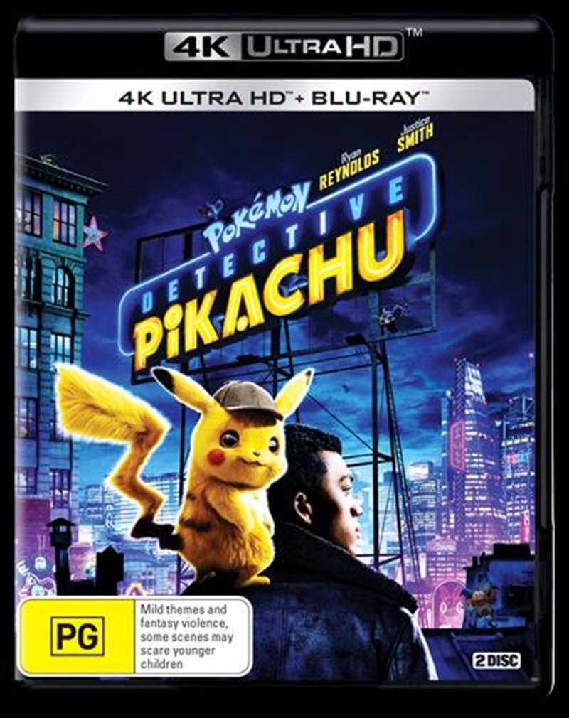 Detective Pikachu | UHD