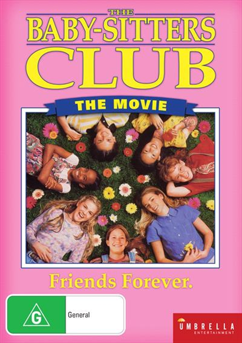 Babysitters Club - The Movie, The | DVD