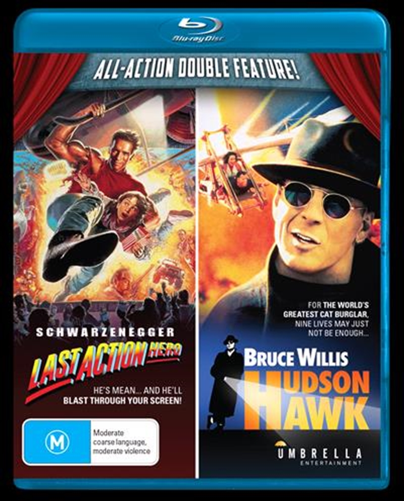 Last Action Hero / Hudson Hawk | Blu-ray