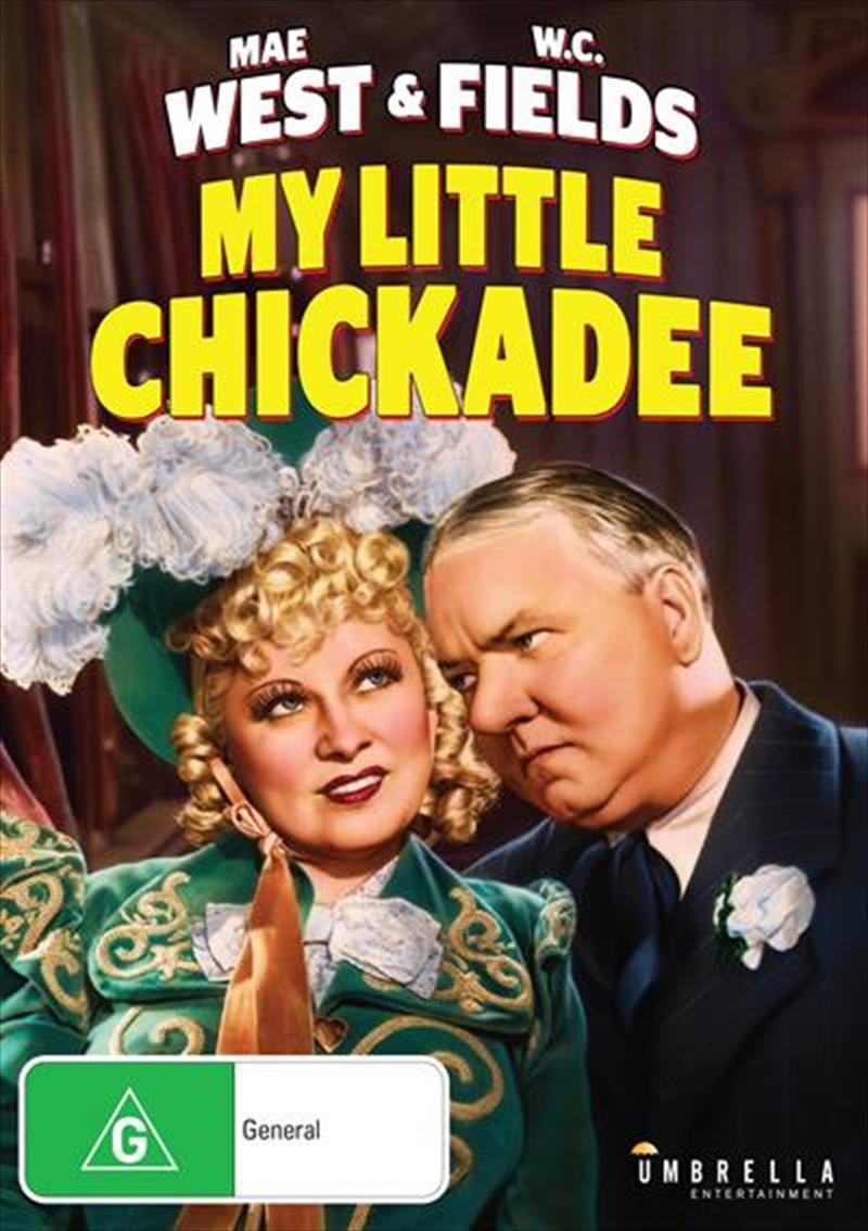 My Little Chickadee | DVD
