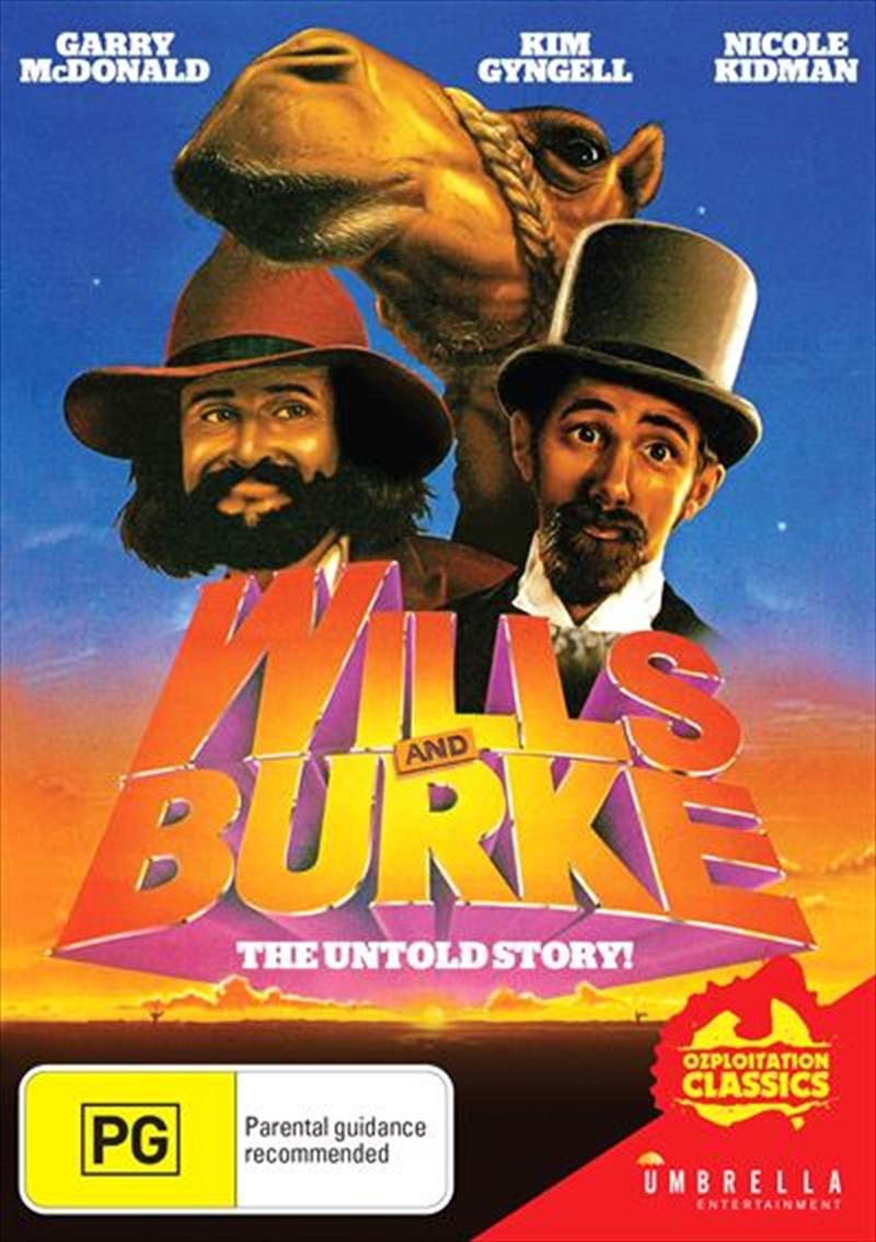 Wills And Burke Ozploitation Classics | DVD